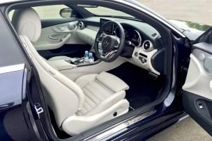 2016 Mercedes-Benz C220d Coupe