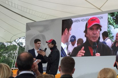 2016 Goodwood FoS Emerson Fittipaldi