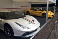 2016 Goodwood FoS 2016 Ferrari 458 MM Speciale