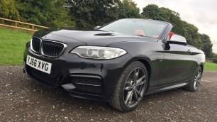 2016 BMW M240i Convertible