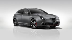 Alfa Romeo Magnesio Grey