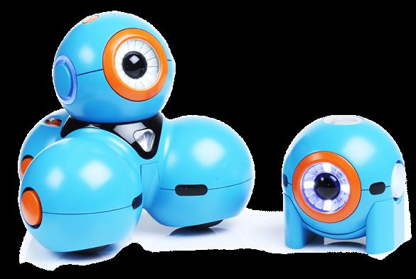 Bo and Yana robots from Play-i