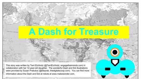 A Dash for Treasure