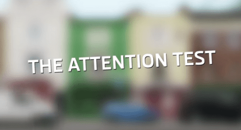 The Attention Test
