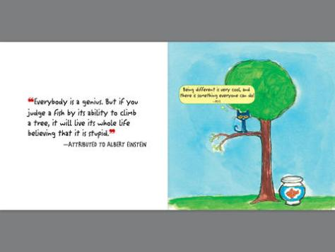 image from: Pet the Cat's Groovy Guide to Life