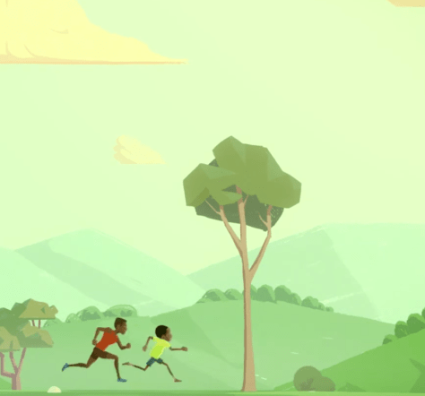 Screen Shot from The Boy Who Learned to Fly