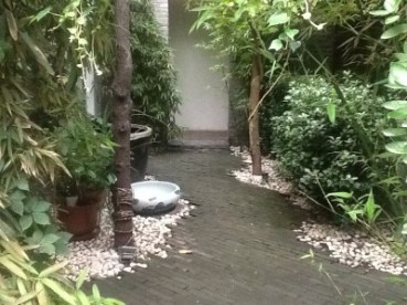 Orchid Courtyard