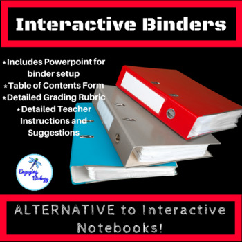 I Switched to Interactive Binders