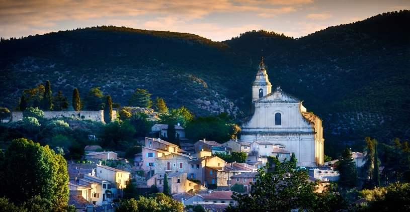 Bedoin, Provence