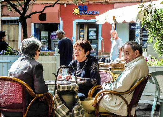 Carpentras, Provence