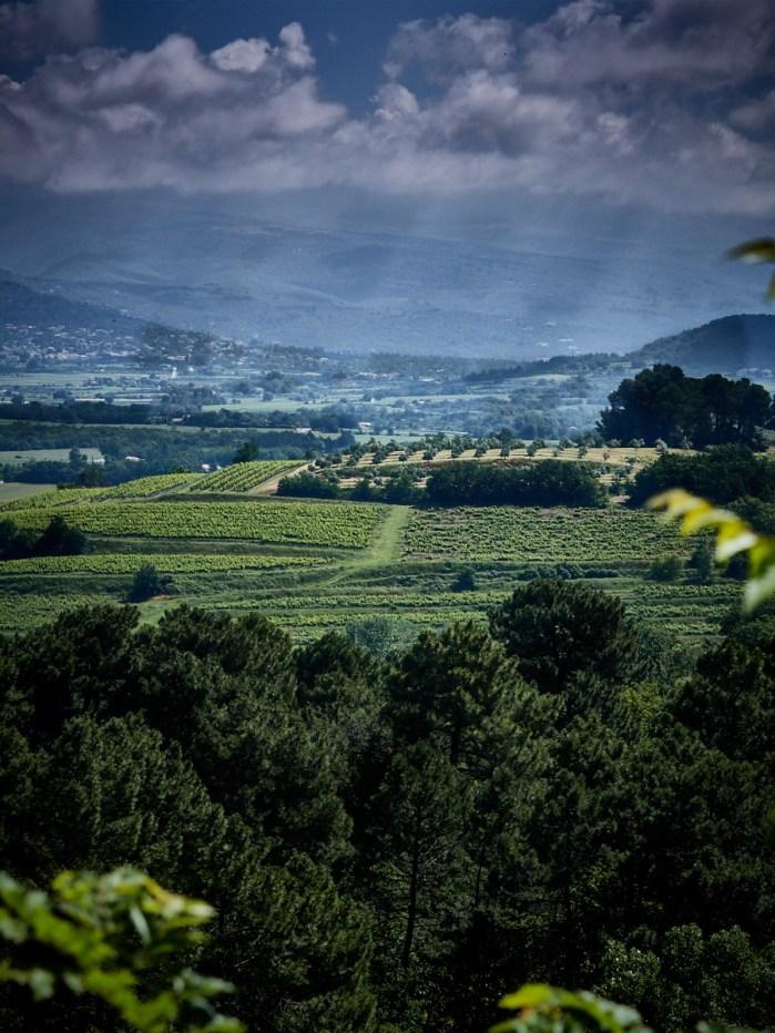 Rousillon, Provence