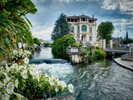 L'Isle sur la Sorgue, Provence