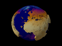 World Temperatures by Anders Sandberg (CC BY 2.0)