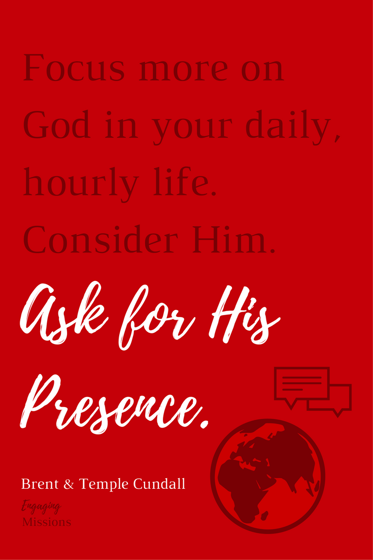 focus on your relationship with god