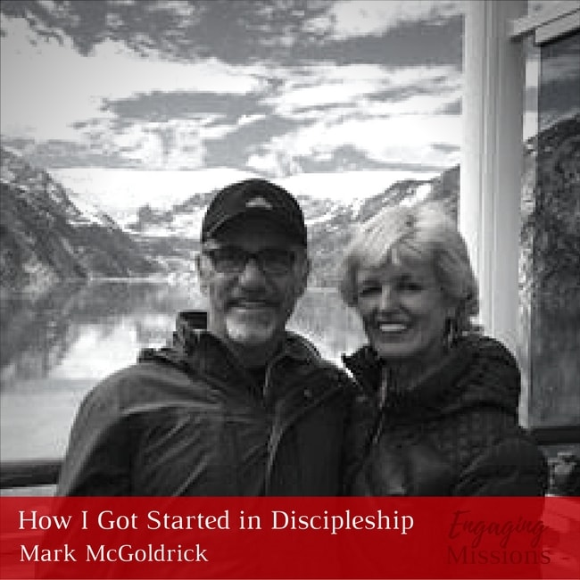 How Mark McGoldrick Got Started as an Evangelizer and Discipler