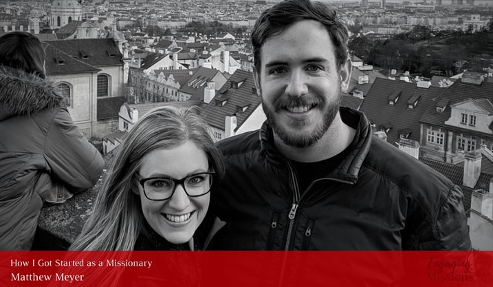 How Matthew Meyer Got Started as a Missionary to Poland