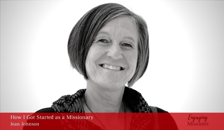 How Jean Johnson Got Started as a Missionary