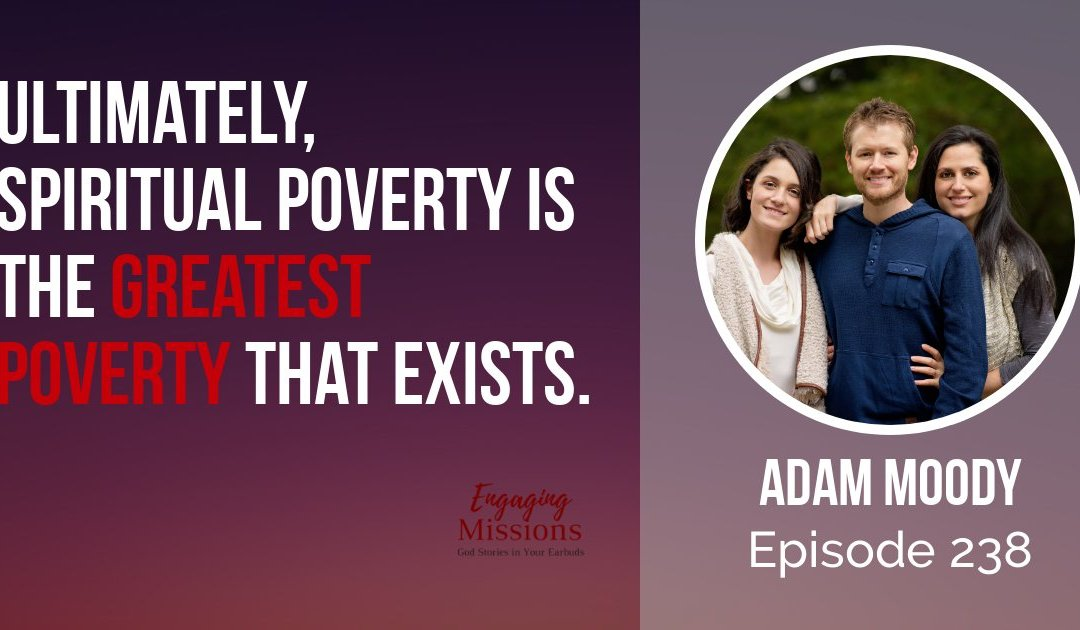 Join the Club: How to Be a Sender for Ministries, with Adam Moody – EM238