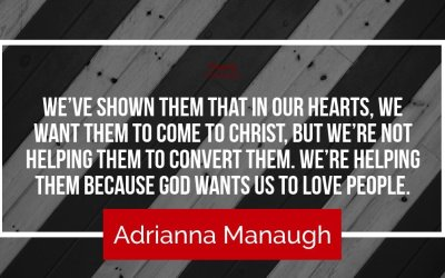 How to Put Hands and Feet on the Good News, with Adrianna Manaugh – EM274