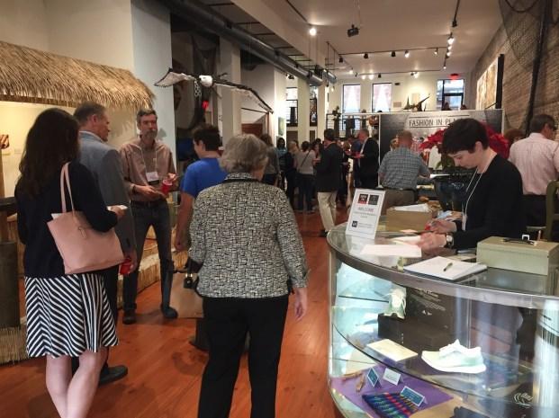North Carolina Museums Council annual meeting 2017.