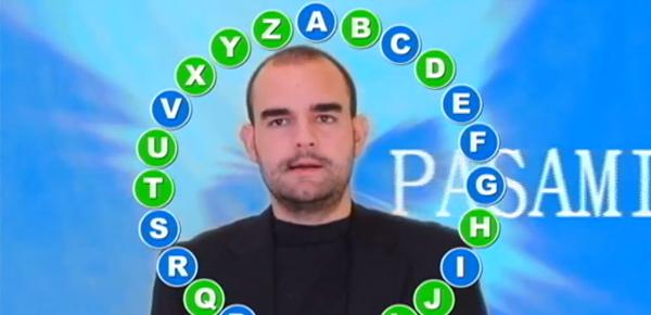 Fotograma del vídeo CV