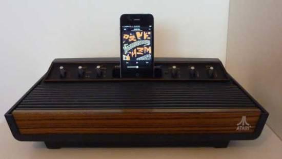 Atari con Iphone