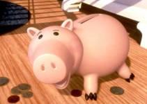 Cerdito hucha de Toy Story