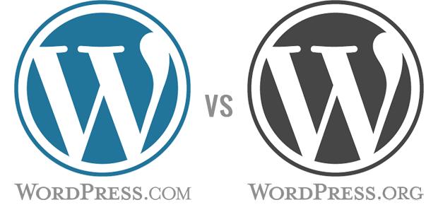 WordPeress.com Vs WordPress.org