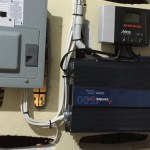 Main Panel, Inverter, Charge Controller and Display