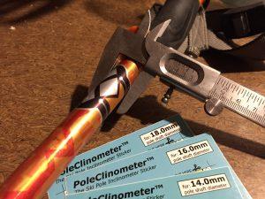 PoleClinometer Installed 3