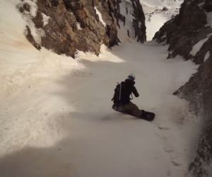Patagonia #Find_Away episode 3 Weakness in the Wall