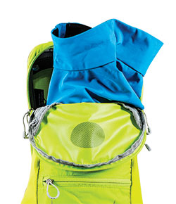Osprey Hydraulics Hydration Pack Syncro 3 panel load main compartment