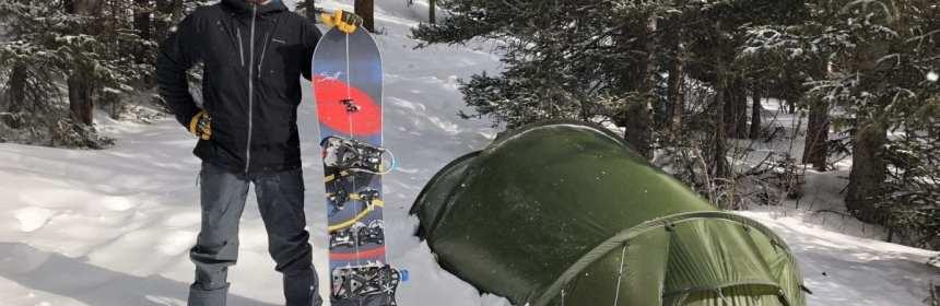 Fjallraven Abisko Shape Tent