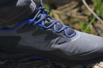 The North Face Ultra Fastpack III GTX Shoe - Goretex Hiking Shoe for the Trail 3