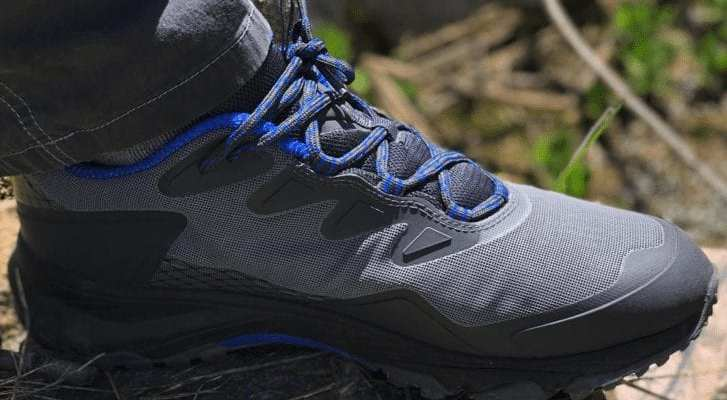 The North Face Ultra Fastpack III GTX Shoe - Goretex Hiking Shoe for the Trail 1