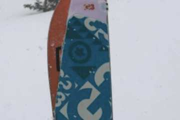 G3 Splitboard + Glide Splitboard Skins - Mohair Mix for Splitboarders 2