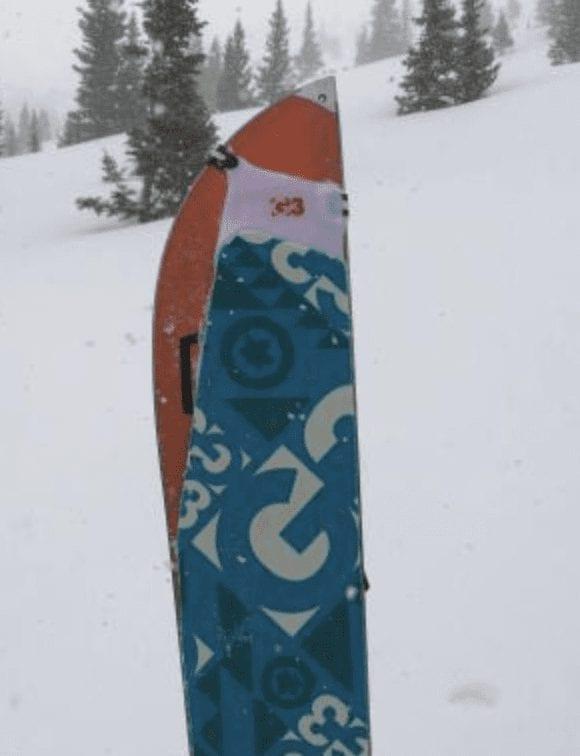 G3 splitboard skins