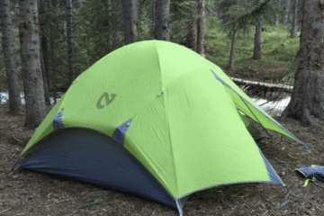 NEMO Equipment Losi 3p Tent - Two Night Review 2
