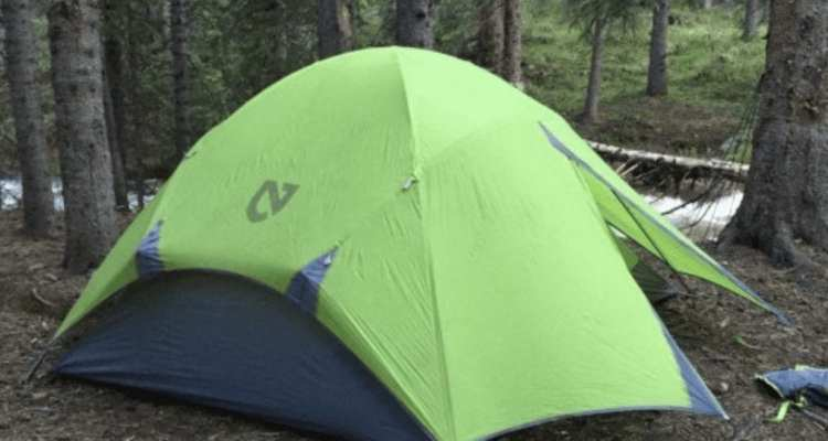 NEMO Equipment Losi 3p Tent - Two Night Review 1