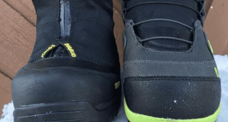 Thirty-Two Jones MTB vs Deeluxe Splitboard Boot