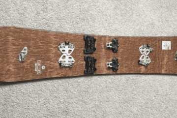 Arbor Abacus Splitboard Review 2