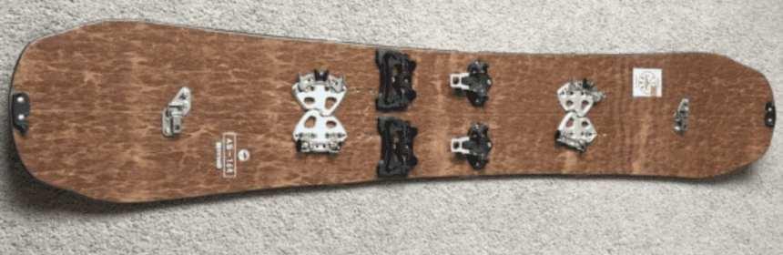 Arbor Abacus Splitboard Review 1