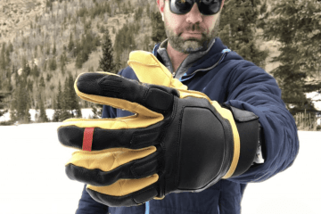 If you like leather ski gloves and brands like Black Diamond and Hestra are on your mind, I suggest you look into the Mountain Standard MTN glove