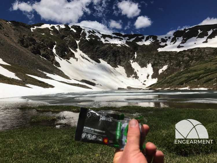 Fourpoints Bar - Real Energy Bars that Don'tFreeze 1