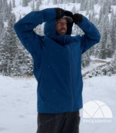 Patagonia Powder Bowl Recycled Goretex Jacket_001