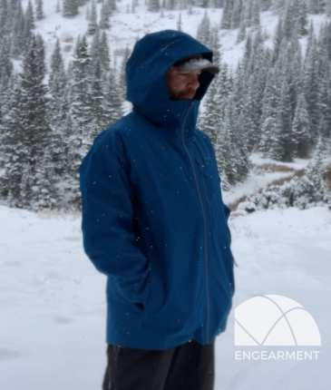 Patagonia Powder Bowl Recycled Goretex Jacket_002