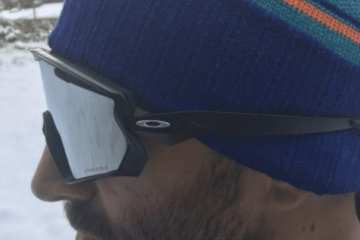 Oakley Wind Jacket 2.0 - Half Goggles, Half Glasses, All Good 2