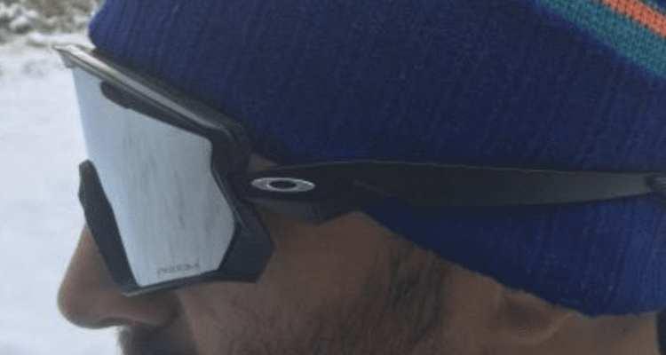 Oakley Wind Jacket 2.0 - Half Goggles, Half Glasses, All Good 1
