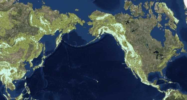 New USGS Mapping Tool Allows Users to Explore Mountains Worldwide 1
