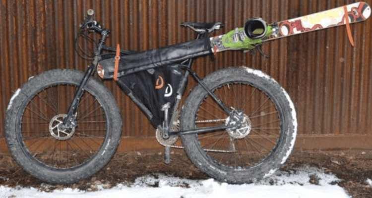 Defiant Pack - Innovative Bikepacking Bags 1